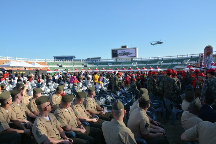 2018 Pohang Marine Corps Cultural Festival held in Republic of Korea [Image 1011]