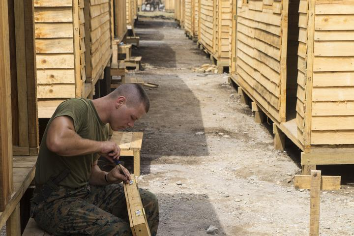 Marines wrap up 4 months of aid work after Fuego eruption