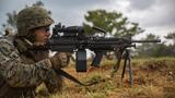 Rush the Enemy | Marines with 3rd MLG execute fire and movement range [Image 1296]