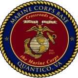 Marine Corps Base Quantico logo