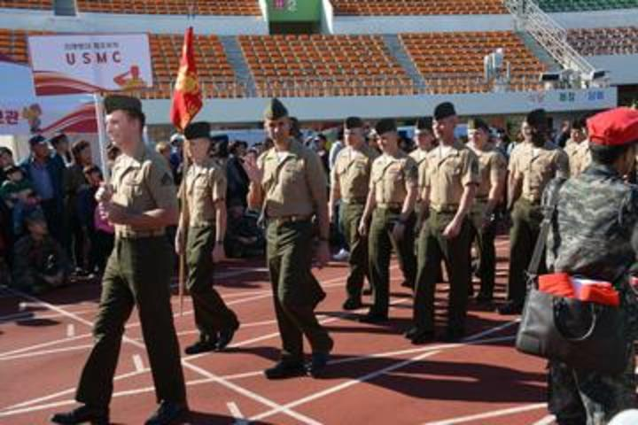 2018 Pohang Marine Corps Cultural Festival held in Republic of Korea [Image 1001]