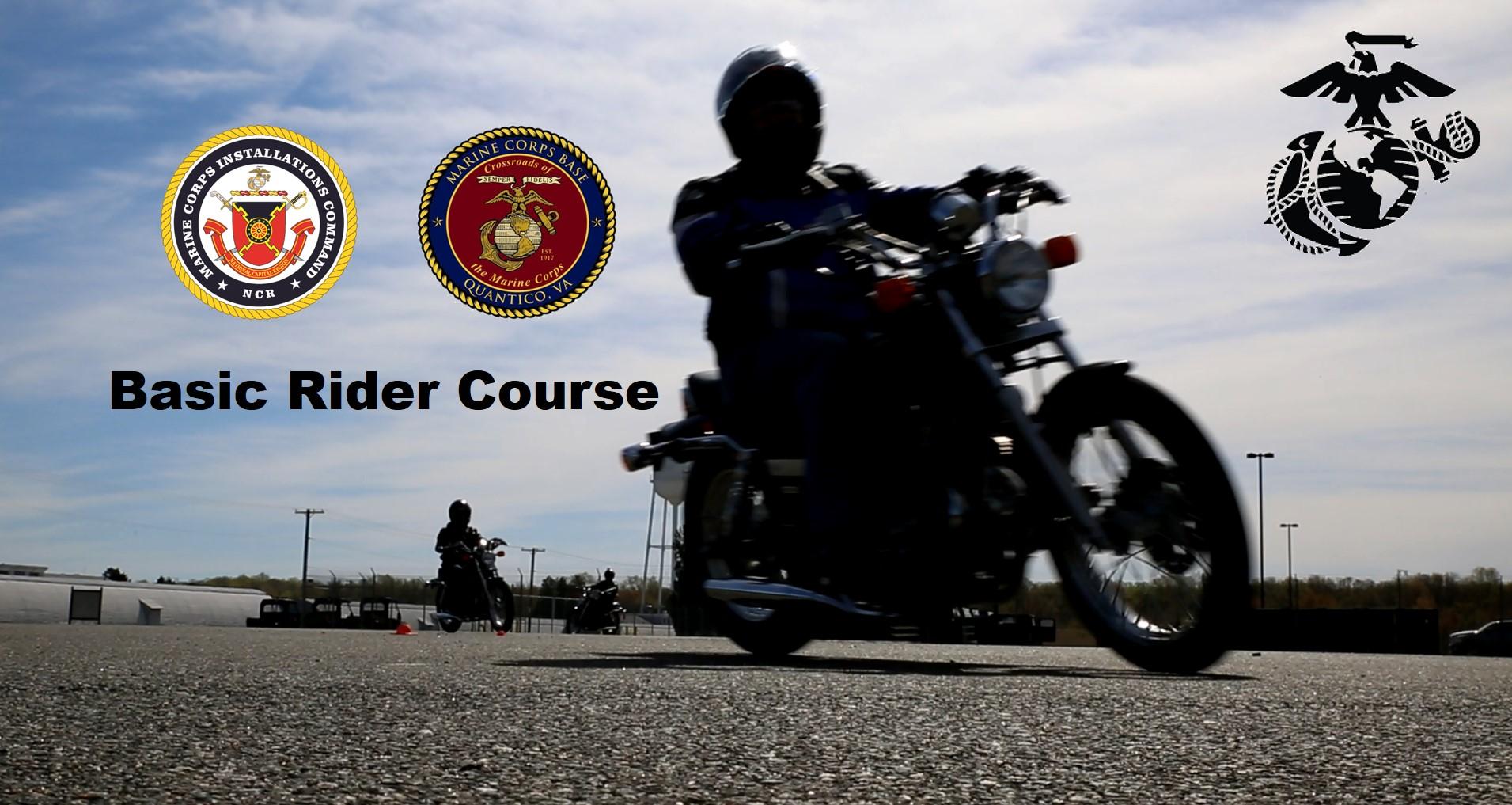 Quantico Basic Rider Course