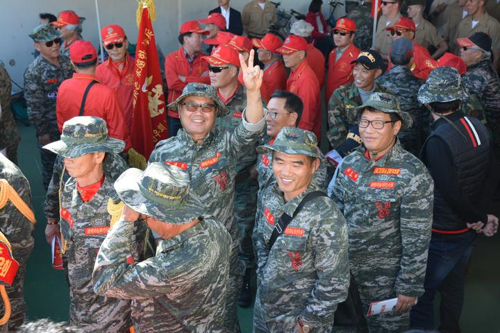 2018 Pohang Marine Corps Cultural Festival held in Republic of Korea [Image 1002]