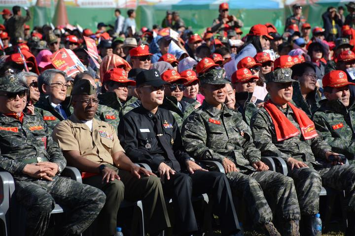 2018 Pohang Marine Corps Cultural Festival held in Republic of Korea [Image 1013]