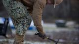 Seabees with 22nd NCR Build Camp Improvements in Voll, Norway [Image 1040]