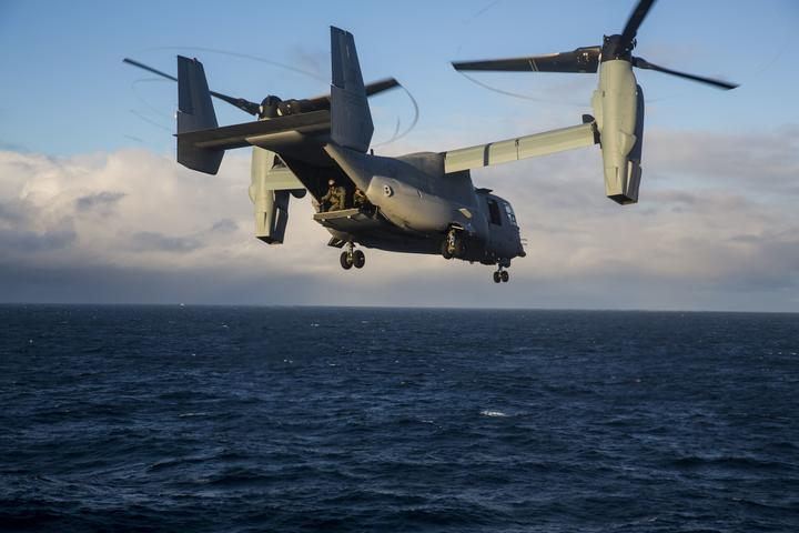 24th MEU capabilities on display in Iceland