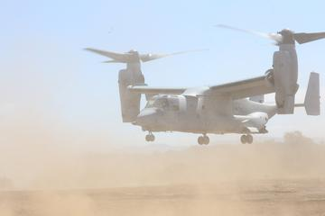 VMM-161 supports 5th Battalion, 11th Marines with CAS EVAC [Image 184]