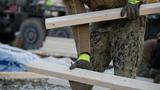 Seabees with 22nd NCR Build Camp Improvements in Voll, Norway [Image 1045]